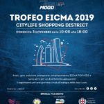 EVENTI. TORNA L'APPUNTAMENTO CON IL TROFEO EICMA-CITY LIFE SHOPPING DISTRICT, DOMENICA 3 NOVEMBRE A MILANO